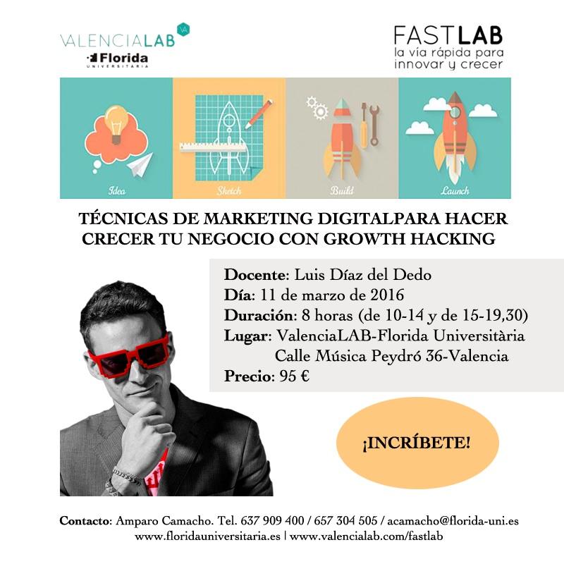 2016-03-11-ValenciaLab-Técnicas de marketing digital