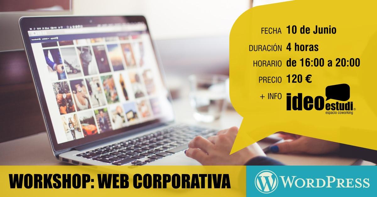 workshop web corporativa