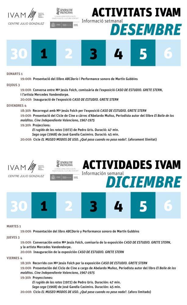 IVAM_1 a 7 diciembre 2015